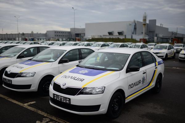 Полиция закупит 450 новых автомобилей