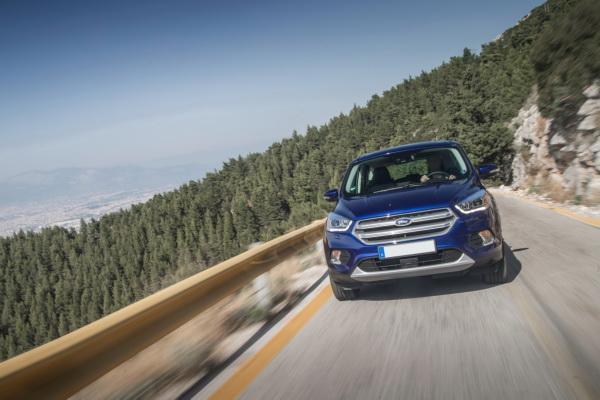 Ford Kuga, Hyundai Tucson и Skoda Karoq: сравнение компактных вседорожников