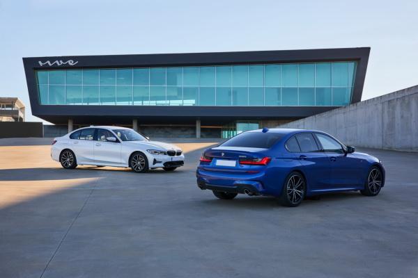 BMW 3 Series: седьмое поколение