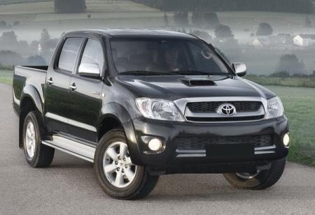 Toyota Hilux: модернизация