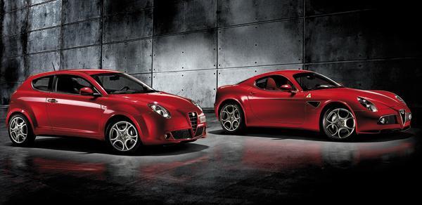 Alfa Romeo MiTo: хетчбэк с