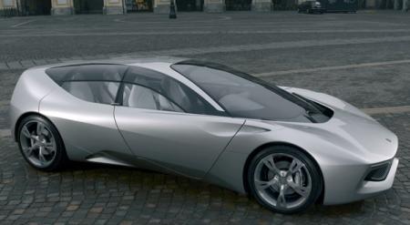 Pininfarina Sintesi Concept: спортивный автомобиль для городских джунглей