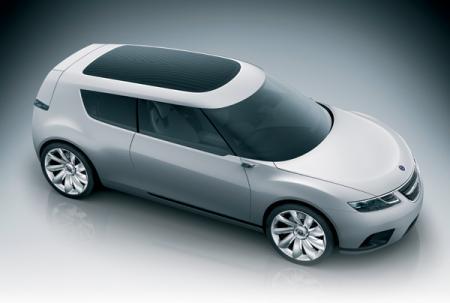 Saab 9-X BioHybrid Concept: в преддверии компактного Saab