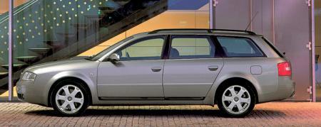 Универсал (wagon) Audi S6 Avant – 2-объемный грузопассажирский кузов с двумя или четырьмя боковыми дверьми и одной в задней стенке кузова, и двумя или тремя рядами сидений.