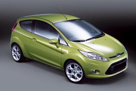 Ford Fiesta: веселье продолжается