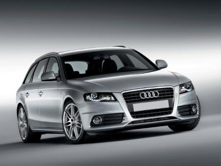 Audi А4: теперь и универсал