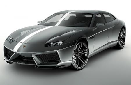 Lamborghini Estoque: духовный наследник Espada