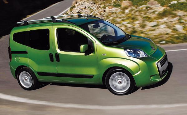 Fiat Fiorino Qubo: коммерческая модель, не лишенная оригинальности