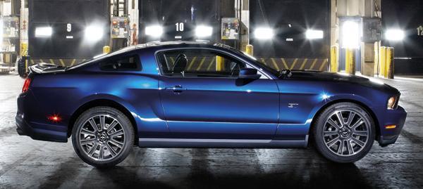 Ford Mustang: омоложение легенды