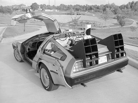 Автомобили: фантазии 50-60-х