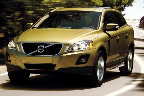 Volvo ХС60: вседорожник для города