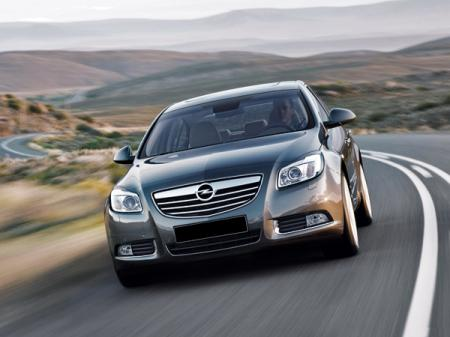Opel Insignia: с чистого листа