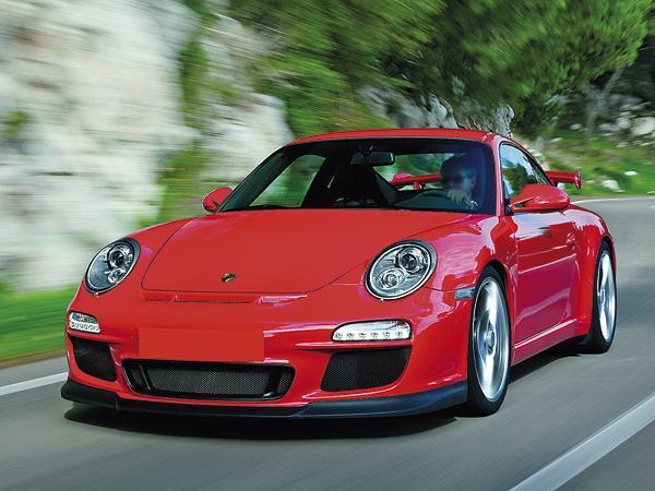 Porsche 911 GT3: свежее, мощнее, быстрее