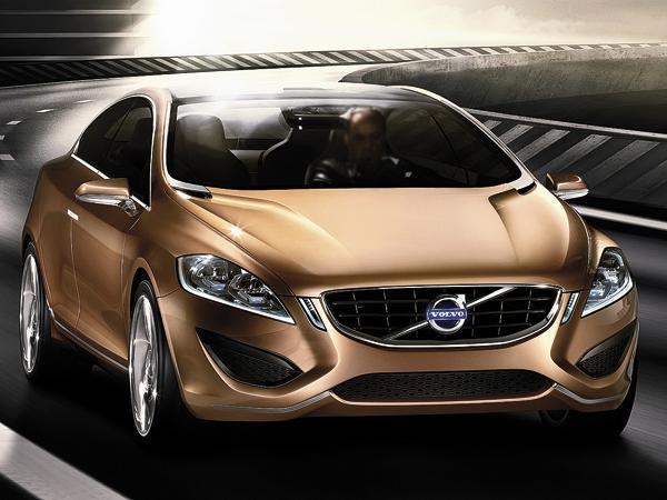 Volvo S60: предвестник нового седана