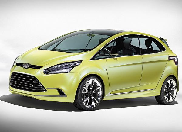 Ford iosis MAX Concept: мини-вэн со спортивным характером