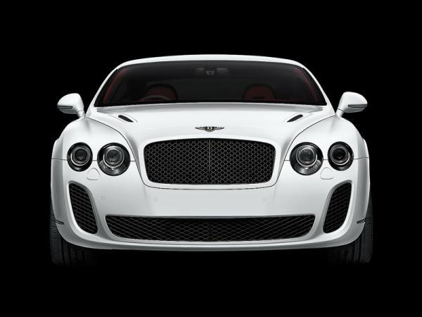 Bentley Continental Supersports: самый мощный и самый чистый