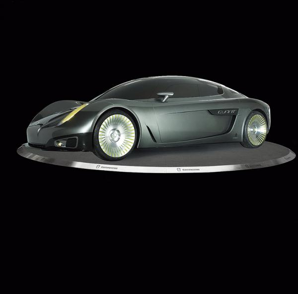 Koenigsegg NLV Quant: открыт солнцу всем кузовом