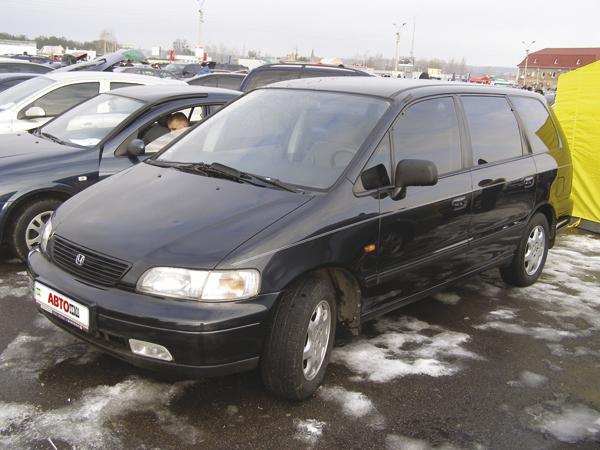Honda Shuttle: японский первенец