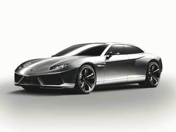 Работы над Lamborghini Estoque прекращены