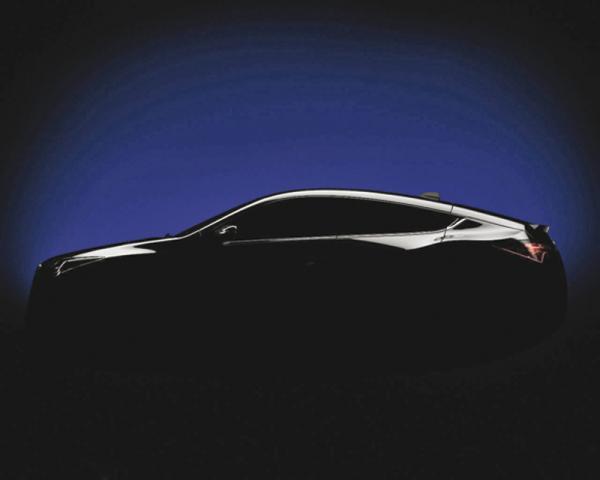 Таинственный вседорожник от Acura