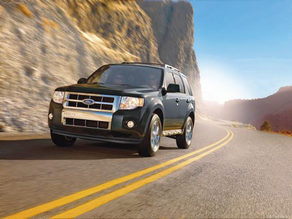 Ford Escape: обновление коснулось списка опций
