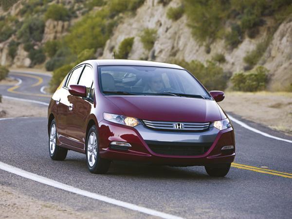Honda Insight: возрождение гибридной модели