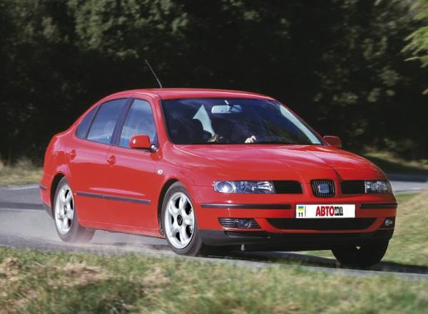 SEAT Toledo: продукт унификации