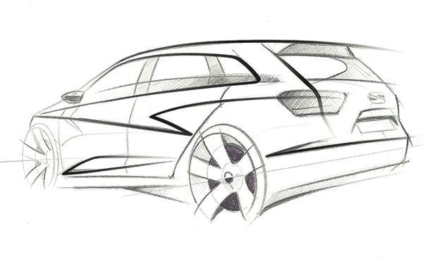 Ibiza ST – новый универсал SEAT
