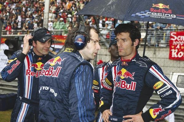 F1: Red Bull начинает и выигрывает