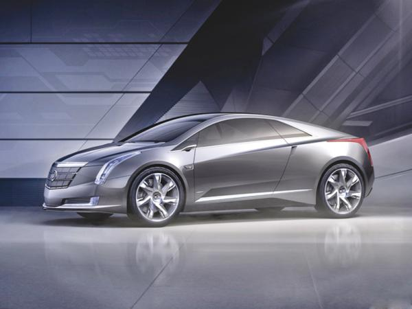 Cadillac Converj должен стать серийным