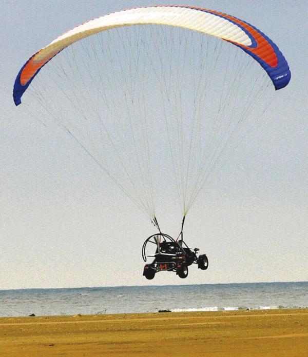 В начале 2010 года в продажу поступит летающий автомобиль