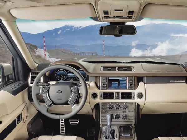 Range Rover – модернизированный