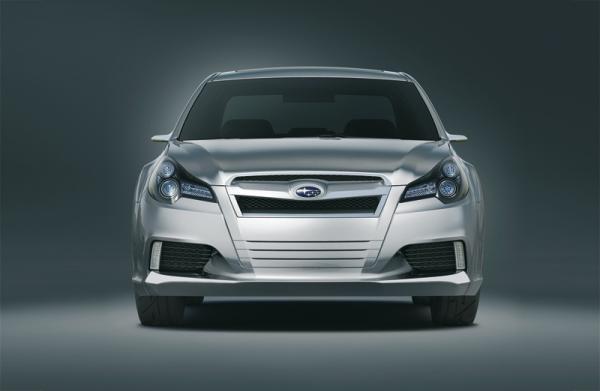 Предвестник Subaru Legacy