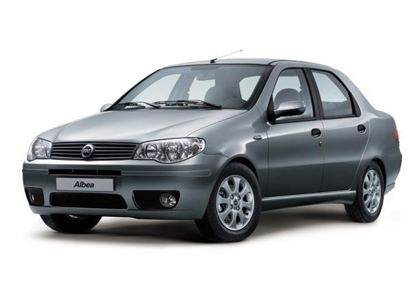 В Украине доступен Fiat Albea