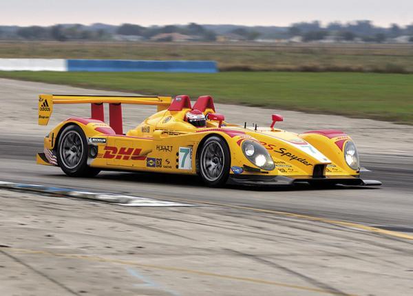 Porsche RS Spyder станет основой для новой серийной модели