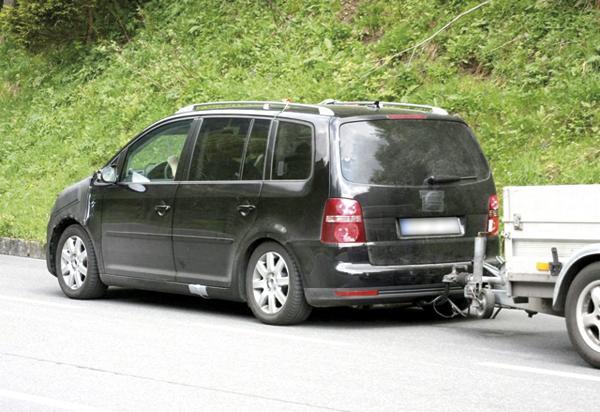 Volkswagen Touran MPV – новое поколение