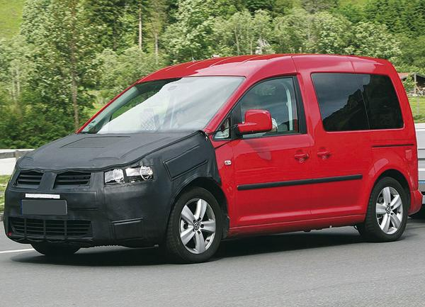 Volkswagen Caddy – новое поколение