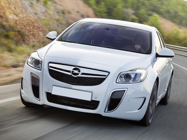 Opel Insignia OPC: самый мощный