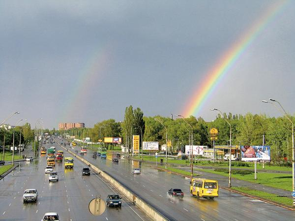 """Киев. Дороги будут """"служить"""" дольше"""