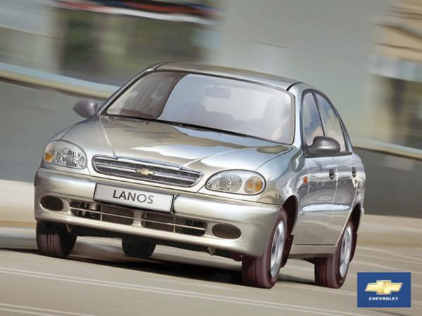 В России украинский Lanos будет продаваться под брендом ZAZ