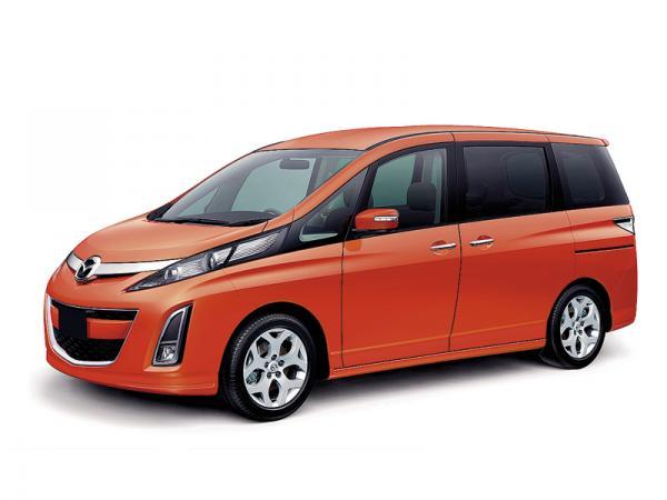 Mazda Biante: обновление