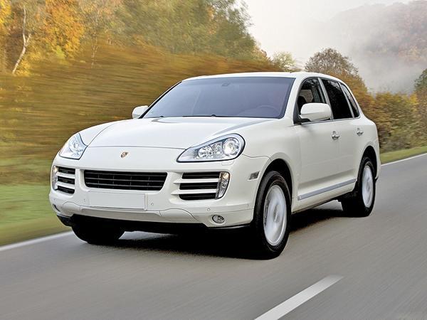 В Украине представили дизельный Porsche Cayenne