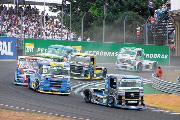Truck Racing: грузовая