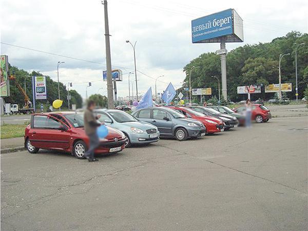 Встреча с друзьями – любителей французских автомобилей Peugeot-Citroen