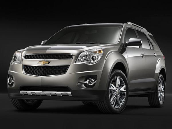 Chevrolet Equinox: антикризисный вседорожник