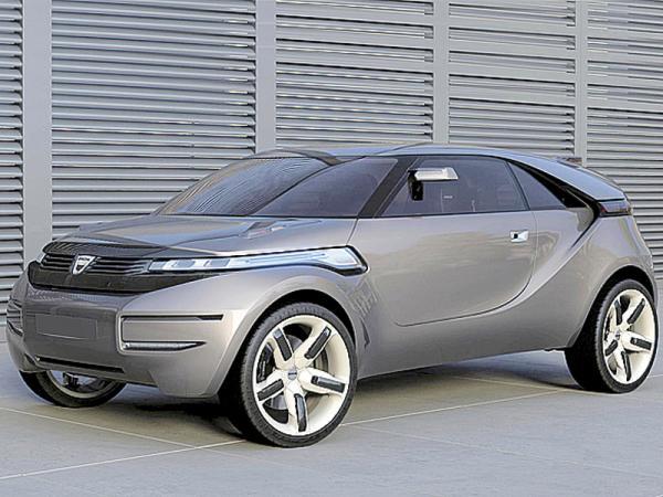 Dacia Duster станет серийным