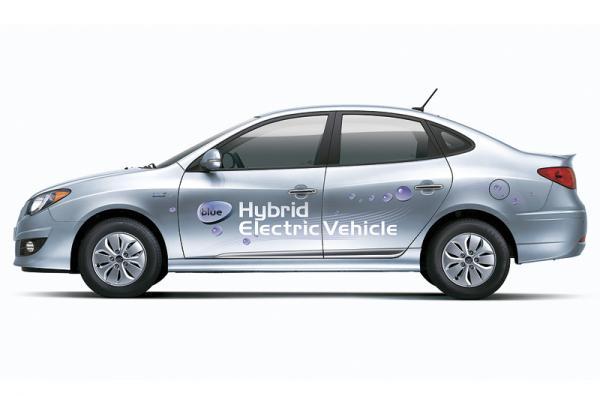 Hyundai Elantra LPI HE поступил в продажу