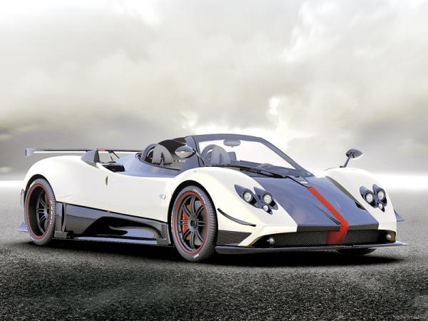 Pagani Zonda Cinque Roadster: последний аккорд