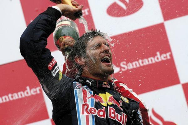 F1:  Великий немецкий уик-энд Марка Уэббера