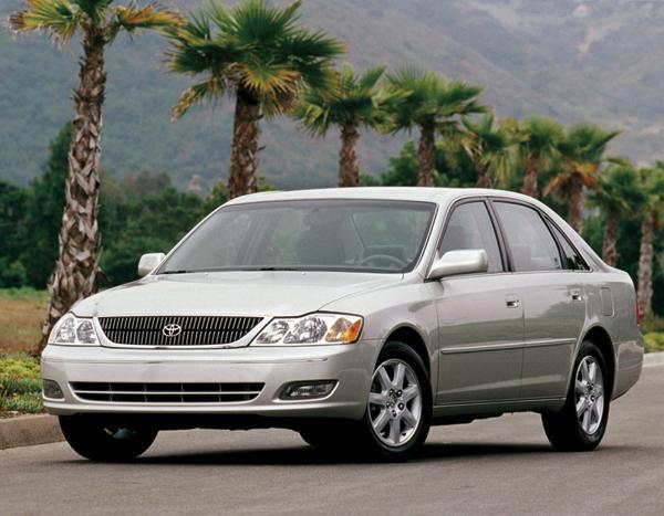 Toyota Avalon: по-максимуму